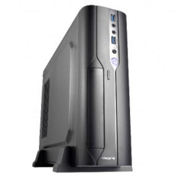 Oferta de CAJA ORUM SLIM TACENS MINI-ITX / MICRO-ATX FA 500 por 61,5€
