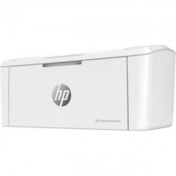 Oferta de IMPRESORA LASER HP LASERJET Pro M15W por 136€
