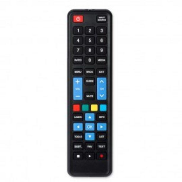 Oferta de MANDO AXIL ESPECIFICO PARA TV LG/SAMSUNG por 7,5€