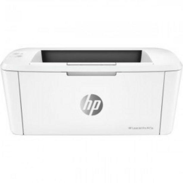 Oferta de IMPRESORA LASER HP LASERJET Pro M15A por 110,9€