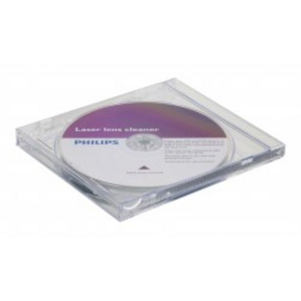Oferta de LIMPIADOR PHILIPS CD/DVD por 9,9€
