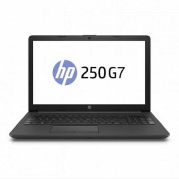 Oferta de PORTATIL HP 250 G7 I3-1005G1/8G/512SSD/15.6/FREE por 506,5€