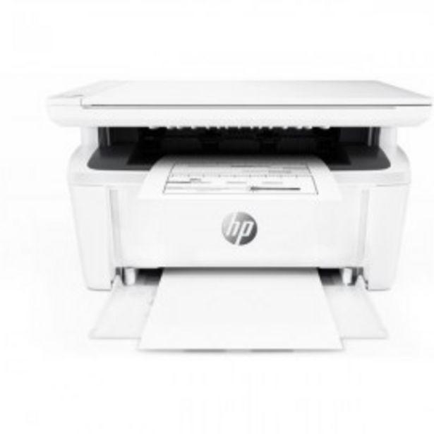 Oferta de MULTIFUNCION LASER HP LASERJET Pro M28W por 178,5€