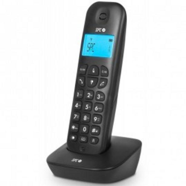 Oferta de TELEFONO SPC AIR 2 BLACK por 15,5€