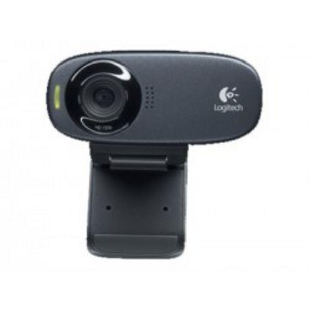Oferta de WEBCAM LOGITECH C310 HD por 52,9€