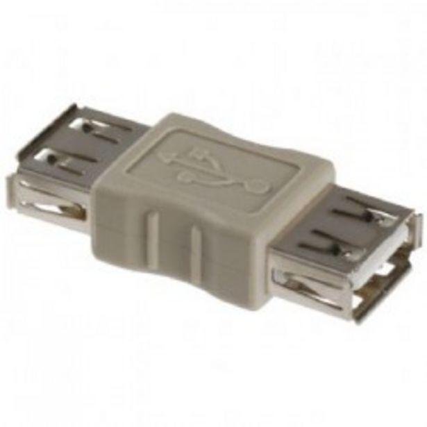 Oferta de ADAPTADOR USB-AH/USB-AH por 3€
