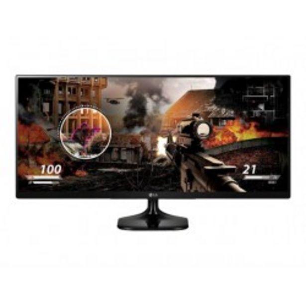 """Oferta de MONITOR 25"""" LG 25UM58-P 21:9 IPS HDMI por 162,5€"""
