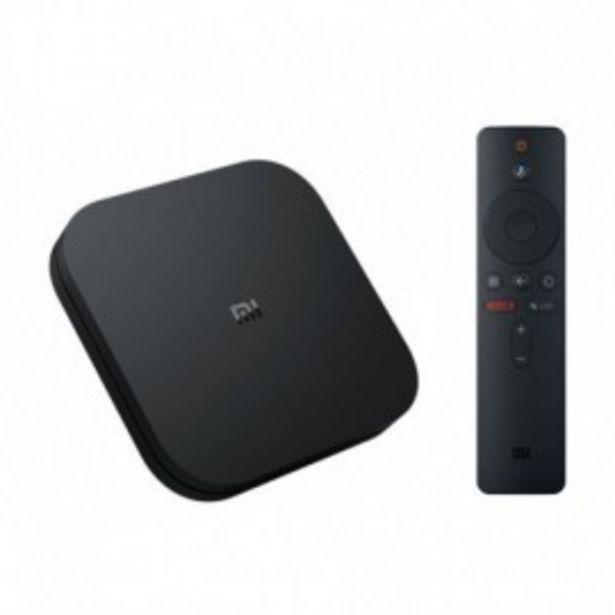 Oferta de SMART TV XIAOMI MI TV BOX S por 61,9€