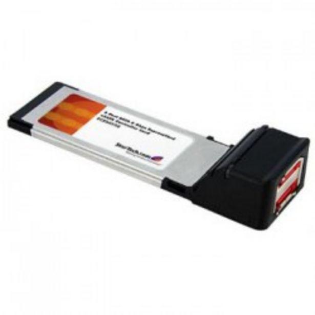Oferta de ADAPTADOR STARTECH.COM EXPRESS CARD DE 34MM A 54MM por 5€