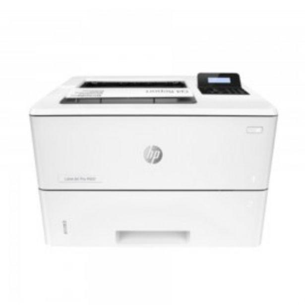 Oferta de IMPRESORA LASER HP LASERJET PRO B/W M501DN DUPLEX por 415,9€
