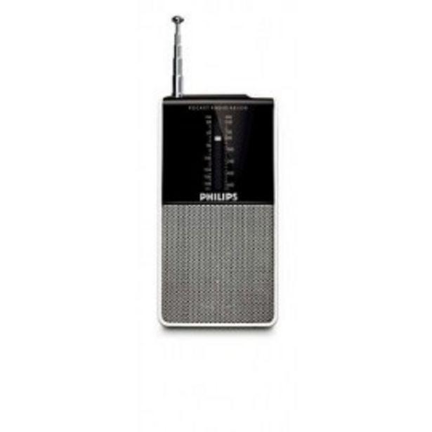 Oferta de RADIO AM/FM PHILIPS AE1530 por 16€