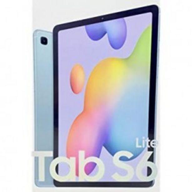"""Oferta de TABLET SAMSUNG GALAXY TAB S6 LITE P610 10.4""""/4GB/ por 331,9€"""