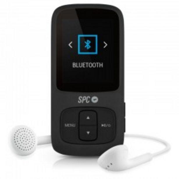 """Oferta de MP4 SPC INTERNET PURE SOUND BLUETOOTH 8GB 1.8"""" por 41,5€"""