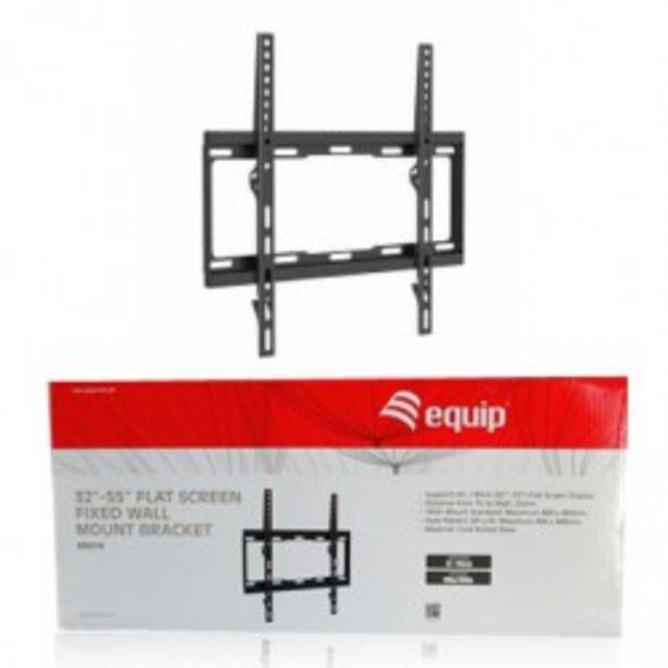 """Oferta de SOPORTE EQUIP TV LCD 32""""-55"""" 40KG FIJO por 11,9€"""