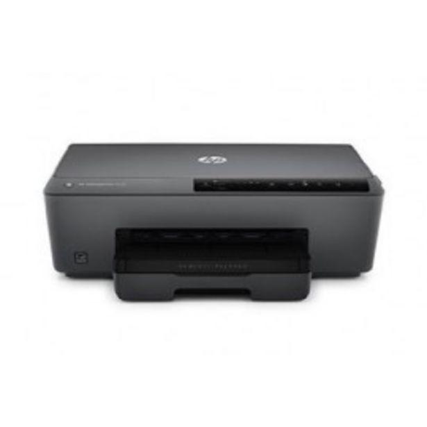 Oferta de IMPRESORA HP OFFICEJET PRO 6230 USB/RED/WIFI e-Pri por 90,5€