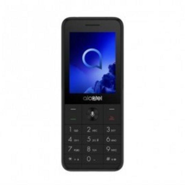 """Oferta de TELEFONO MOVIL ALCATEL 3088 METALIC GRAY 2.4"""" KAIO por 59,9€"""