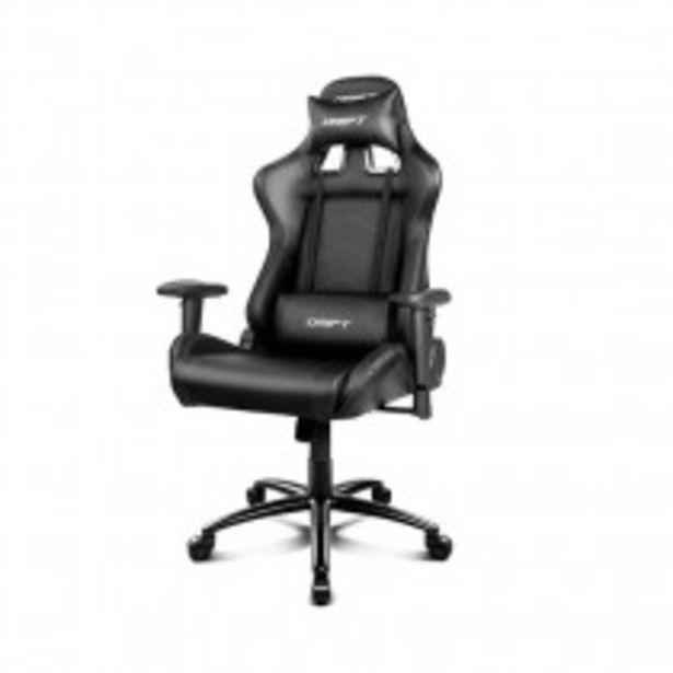 Oferta de DRIFT DR150 Silla para videojuegos universal Asiento acolchado Negro por 180,5€