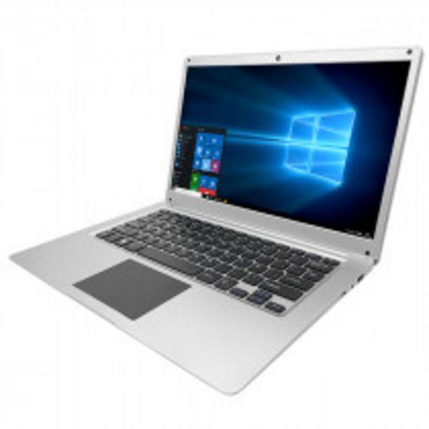 "Oferta de Denver NBD-14105SSDES ordenador portatil Netbook 35,6 cm (14"") WXGA Intel® Celeron® N 4 GB DDR3-SDRAM 256 GB SSD Wi-Fi 4 (802.11n) Windows 10 Home Plata por 296€"