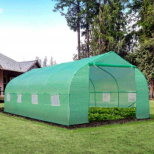 Oferta de Invernadero Outsunny para Cultivo de Pla por 219,99€