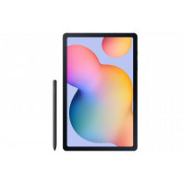 "Oferta de Samsung Galaxy Tab S6 Lite SM-P610NZAEPHE tablet 128 GB 26,4 cm (10.4"") 4 GB Wi-Fi 5 (802.11ac) Gris por 448,75€"