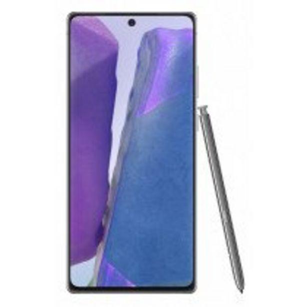 "Oferta de Samsung Galaxy SM-N981B 17 cm (6.7"") 8 GB 256 GB 5G USB Tipo C Gris Android 10.0 4300 mAh por 1121,5€"
