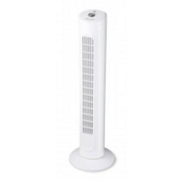 Oferta de Duracraft DO1100E ventilador Blanco por 40,99€