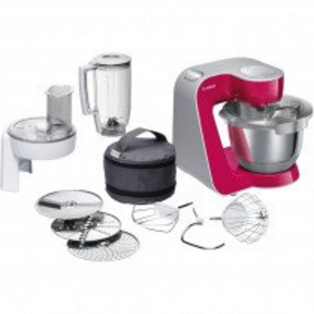 Oferta de Bosch MUM58420 robot de cocina 3,9 L 1000 W por 230,99€