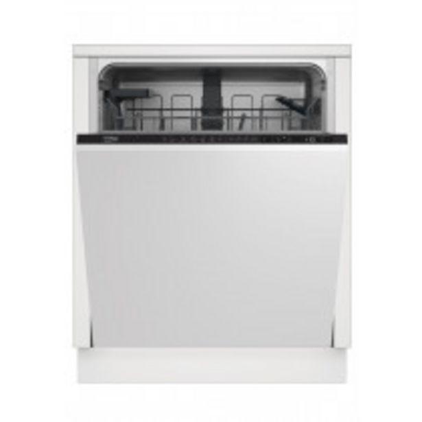 Oferta de Beko DIN26410 lavavajilla Completamente integrado 14 cubiertos por 341,25€