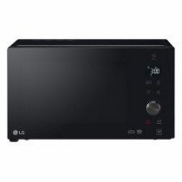 Oferta de LG MH7265DPS microondas Encimera Microondas con grill 32 L 1350 W Negro por 177,25€