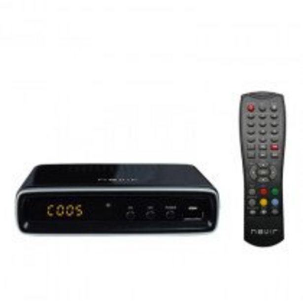 Oferta de TDT NEVIR NVR-2596N por 24,75€