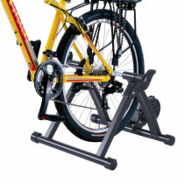 Oferta de Homcom 5661-0016 bicicleta estática Bicicleta de spinning por 159,99€