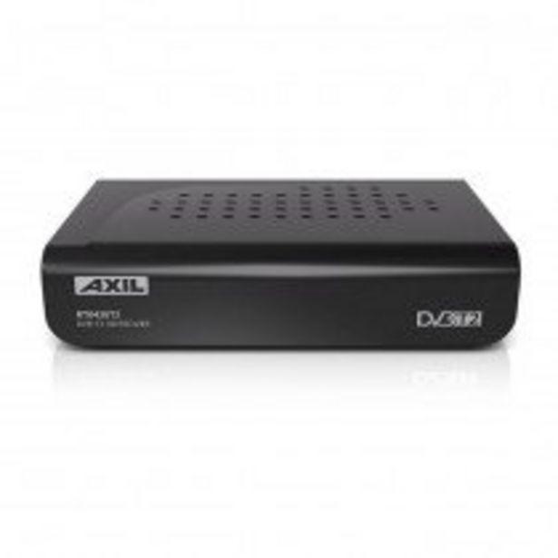 Oferta de Engel Axil RT0420T2 videograbador digital Negro por 18,25€