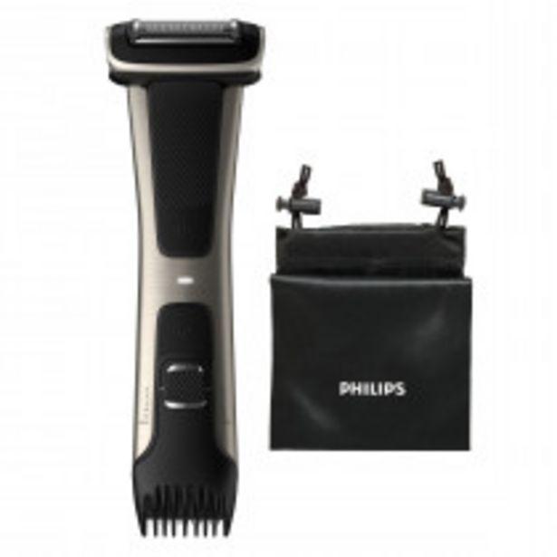 Oferta de Philips 7000 series Afeitadora corporal apta para la ducha por 53,5€