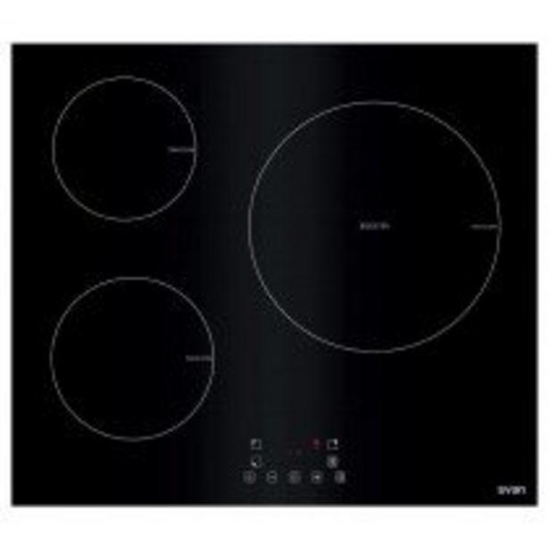 Oferta de SVAN SVI6391 hobs Negro Built-in (placement) Con placa de inducción 3 zona(s) por 189€