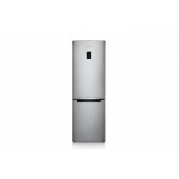 Oferta de Samsung RB31HER2CSA nevera y congelador Independiente 304 L F Acero inoxidable por 526,25€