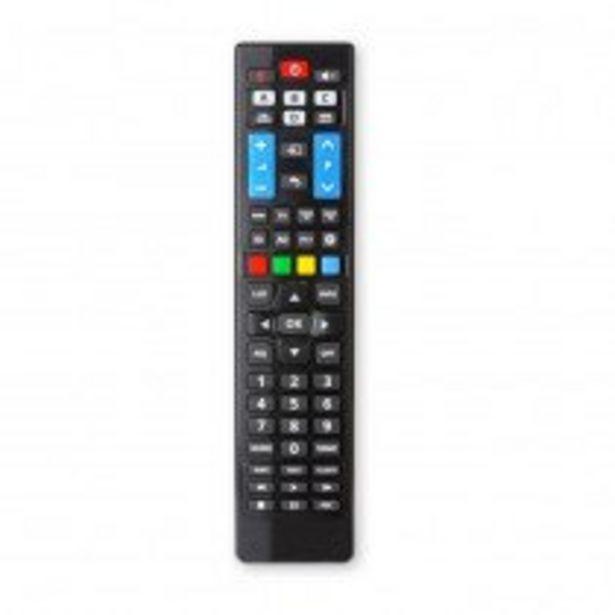 Oferta de Engel Axil MD0030 mando a distancia IR inalámbrico TV Botones por 6,75€