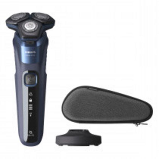 Oferta de Philips SHAVER Series 5000 Afeitadora eléctrica Wet & Dry Cuchillas SteelPrecision por 88,99€