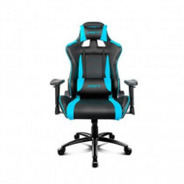 Oferta de DRIFT DR150BL silla para videojuegos Silla para videojuegos universal Asiento acolchado Negro, Azul por 199,99€