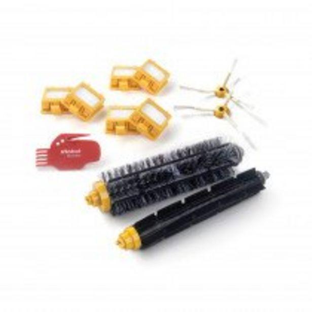Oferta de IRobot 4503462 Robot aspirador Filtro y cepillo accesorio y suministro de vacío por 44,25€