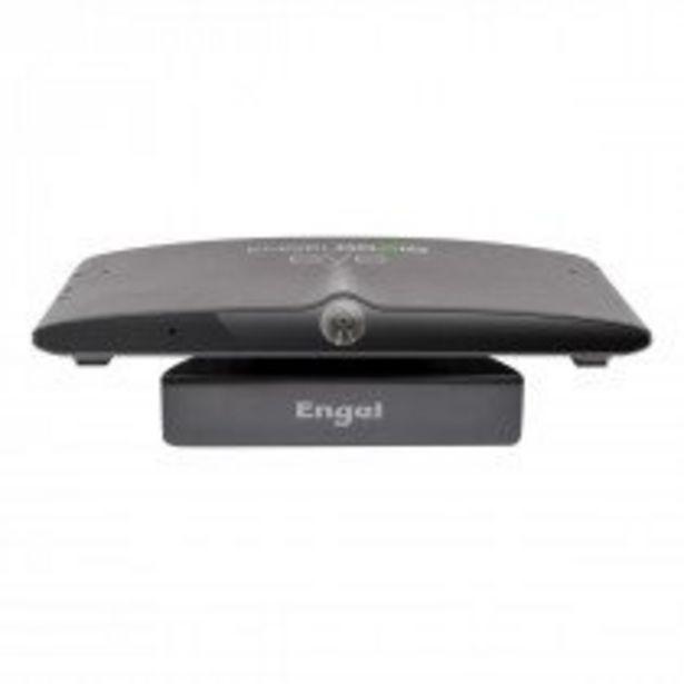 Oferta de Receptor Engel Droid Eye EN1005 IP Android Smart TV por 113,5€