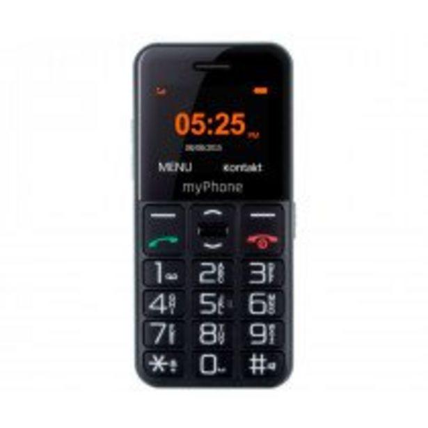 Oferta de SMARTPHONE MyPhone Halo Easy black por 20,25€