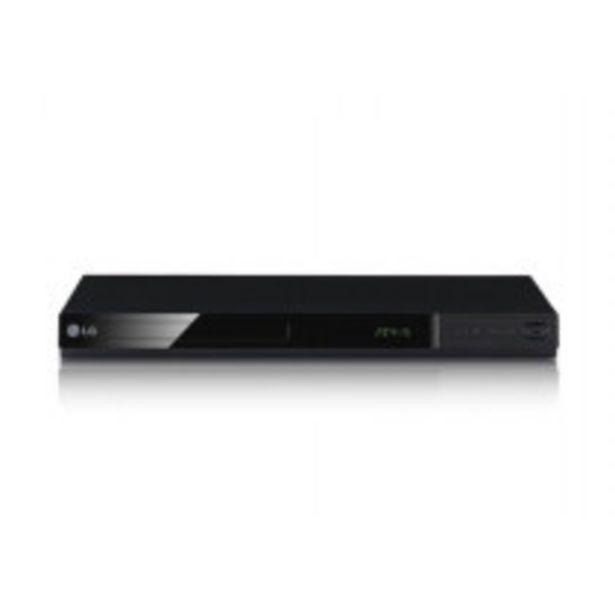 Oferta de LG DP 542H Reproductor de DVD Negro por 45,25€