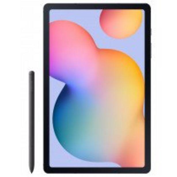 """Oferta de Samsung Galaxy Tab S6 Lite SM-P615N 4G LTE 64 GB 26,4 cm (10.4"""") Samsung Exynos 4 GB Wi-Fi 5 (802.11ac) Android 10 Gris por 388,99€"""