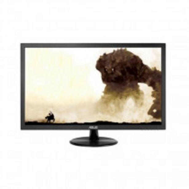 """Oferta de ASUS VP228DE 54,6 cm (21.5"""") 1920 x 1080 Pixeles Full HD LCD Negro por 137,25€"""