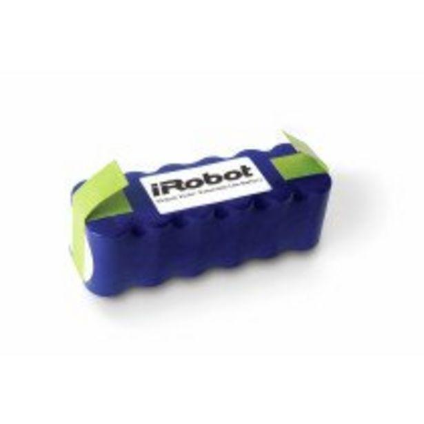Oferta de IRobot 68939 accesorio y suministro de vacío Robot aspirador Batería por 82,25€