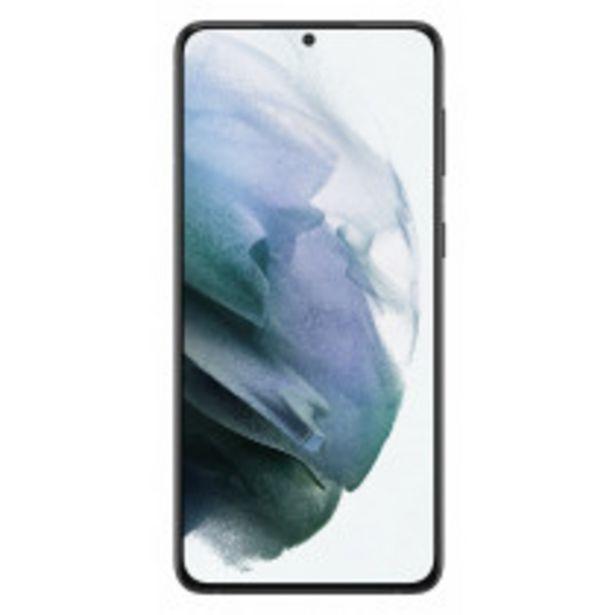 "Oferta de Samsung Galaxy S21+ 5G SM-G996B 17 cm (6.7"") SIM doble Android 11 USB Tipo C 8 GB 128 GB 4800 mAh Negro por 1077,99€"