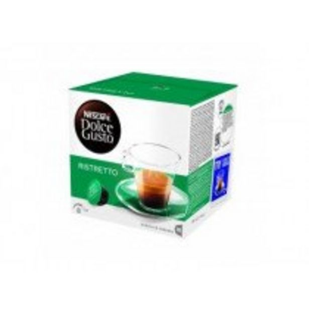 Oferta de Nestle Espresso Ristretto Cápsula de café 16 pieza(s) por 4,5€