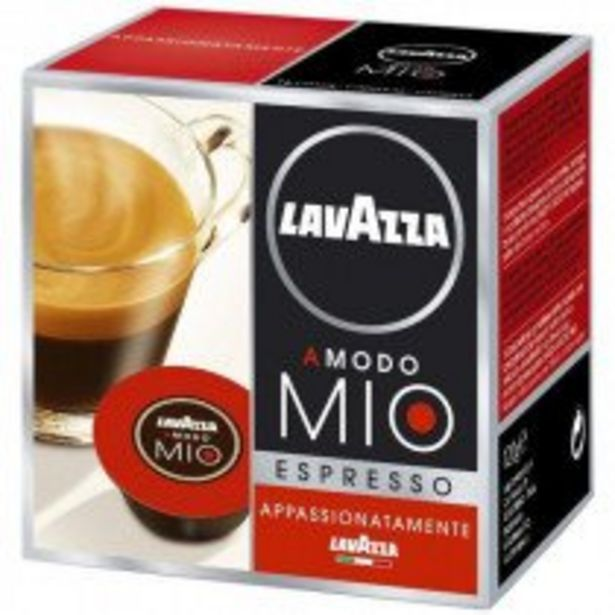 Oferta de Lavazza A Modo Mio Appassionatamente Cápsula de café 16 pieza(s) por 5,75€