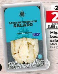 Oferta de Migas de bacalao por 3,79€