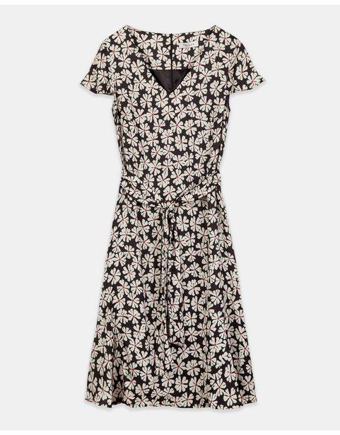 Oferta de Vestido Con Estampado Floral por 20,99€